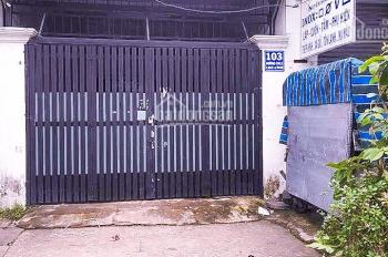 Cho thuê nhà nguyên căn mặt tiền 103 đường CN11 rộng 25m, P. Sơn Kỳ, Tân Phú