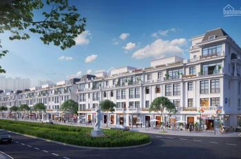 Bán liền kề nhà phố thương mại Vinhomes Wonder Park, huyện Đan Phượng. LH hotline 0973761444