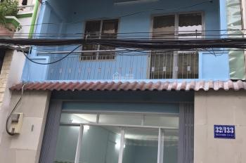 Chính chủ cho thuê nhà 32/133 Ông Ích Khiêm, Quận 11, DT: 4.5x13m, 2 tầng 2WC mới đẹp. Giá 14 tr/th