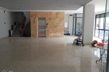 Cho thuê nhà ngõ Nguyễn Chí Thanh, Ba Đình, 100m2*8 tầng, thông sàn thang máy, giá 90 triệu