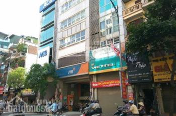 Gấp! Cho thuê tòa nhà 6 tầng thang máy MP Nguyễn Khánh Toàn. Giá 40 triệu/tháng