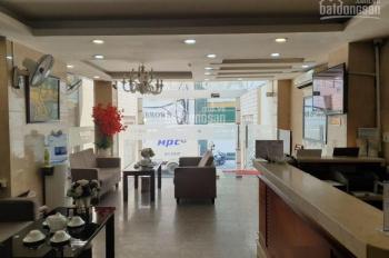 Tòa nhà hẻm nhựa 7m, Nguyễn Văn Đậu, Bình Thạnh 7x16m, 1 hầm 6 lầu, 18 phòng, chỉ 14,7 tỷ