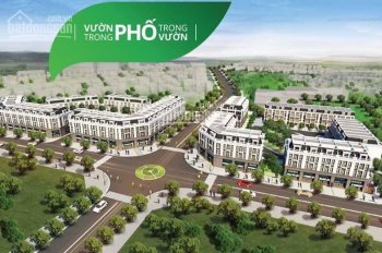 Bán căn biệt thự Eastern Park, shophouse Hà Nội Garden City, Thạch Bàn, Long Biên