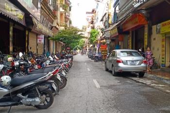 Bán nhà Tô Hiệu Hà Đông, gara ô tô, mt 6m, kinh doanh đa mặt hàng, đường 7m, chỉ 3.5 tỷ