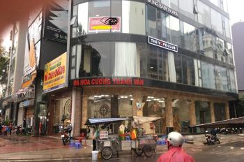 Cho thuê nhà nguyên căn góc 2MT đường Sư Vạn Hạnh 8x16m trệt 3 lầu đối diện Vạn Hạnh Mall 90tr