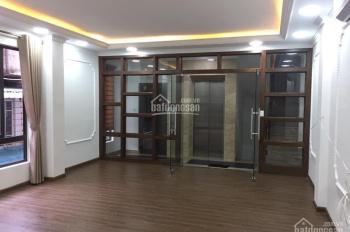 Bán nhà mặt phố Linh Lang, Ba Đình, 5 tầng, mặt tiền 6,2m, giá 12,3 tỷ