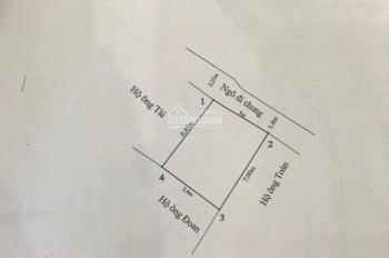 Bán nhà ngõ cấm Ngô Quyền, Hải An, Hải Phòng