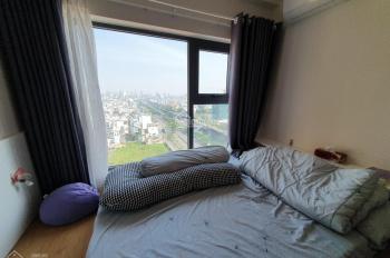 Chính chủ cho thuê căn 1PN căn 02, 53m2 tầng cao view Q1, full nội thất giá 11tr. 0932.103.949