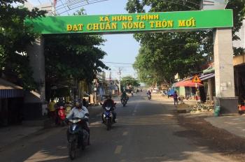 Kẹt tiền bán bớt 1000m2 để xoay sở, mặt tiền đối diện CCN Hưng Thịnh, Trảng Bom