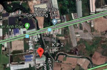 Bán xưởng Nguyễn Hữu Trí 3500m2, có nhà làm việc 2 lầu, 49 tỷ
