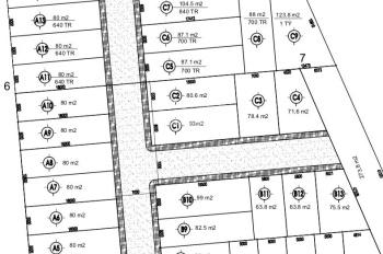 Bán 99m2 đất Khu đô thị Park Hill