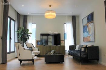Cho thuê biệt thự đơn lập đủ đồ đẹp mới hoàn thiện tại Vinhomes Riverside, liên hệ: 0906288866