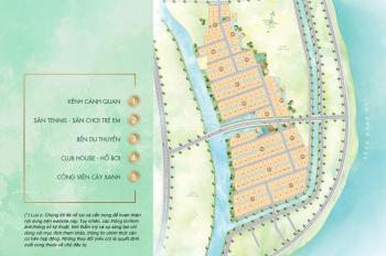 Bán đất nền biệt thự vườn Q9 Sài Gòn Riverside Village CK 5% đến 18%: LH 0902537816