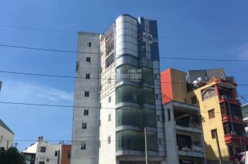 Cho thuê tòa Building 75 Phạm Viết Chánh Q1. DT 8 x 25m hầm 9 tầng giá 320 triệu/tháng