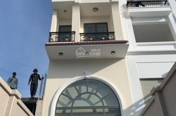 Bán gấp nhà 1 lửng 4 tầng, mặt tiền đường Trương Văn Hải, trung tâm Quận 9, giá: 7.9 tỷ