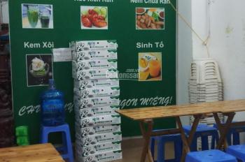 Nhượng quán chè, đồ ăn vặt ngon khu Duy Tân, Cầu Giấy, Hà Nội. Nhà 5 tầng. Lh: 0974700798