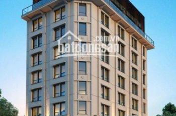 Bán nhà 140m2 * 8 tầng thang máy nhà lô góc đang cho thuê 160tr/ 1 tháng, giá 59 tỷ