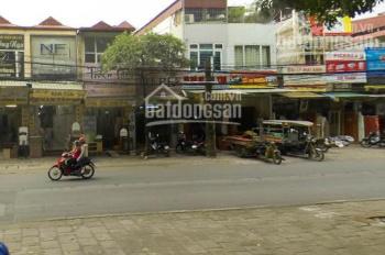 Cho thuê MB phố Nguyễn Trãi, Thanh Xuân: 40m2 x 2T, MT 5m, vỉa hè rộng để nhiều xe. LH 098.707.4884