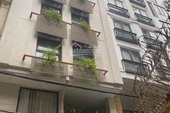 Chính chủ bán lô góc apartment 10 tầng hiếm có - ngõ 12 Đào Tấn - Kim Mã - Ba Đình. Giá: 22.5 tỷ