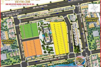 Bán đất sổ hồng riêng giá rẻ gần trung tâm TX Phú Mỹ - 790tr/176m2 - LH 0962960735