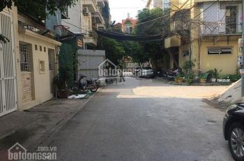 Cho thuê nhà Lạc Trung 80m2 x 4T, mặt tiền 7m, có gara ô tô