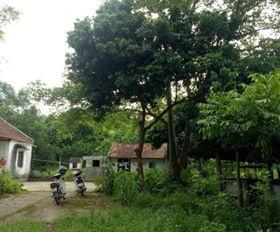 Khuôn viên ở Hoà Sơn, Lương Sơn 3600m2 chỉ hơn 2 tỷ