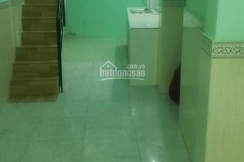 Bán nhà 47m2, 1 lầu, 3 phòng ngủ, 2WC, đường Lưu Hữu Phước, phường 15, quận 8