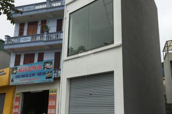 Cho thuê nhà mặt phố Cổ Linh, Thạch Bàn làm văn phòng, cửa hàng