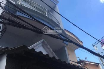 Bán nhà hẻm thông đường Dương Bá Trạc, P1, Q8