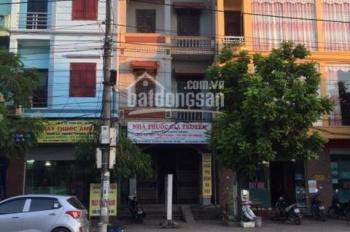 Cho thuê nhà mặt phố 3 tầng tiện kinh doanh thị trấn Hồ, Thuận Thành, Bắc Ninh