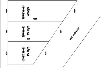 Chính chủ 2 bán lô đất liền nhau 64,8m2 và 85,8m2 quy hoạch 2 mặt đường lớn 25m. LH: 0394757688