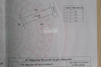Bán đất hẻm 180 Hoàng Hoa Thám, hẻm ô tô, giá chỉ 530tr