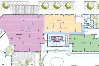 Cho thuê kiot 1100m2 tòa nhà Chelsea Park mặt phố Trung Kính phù hợp mọi loại hình kinh doanh