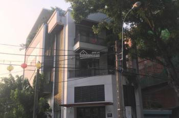 Bán nhà góc 2 mặt tiền đường số P Tân Quy, Quận 7: 7,5 x 8m nhà 2 lầu ST giá 11 tỷ