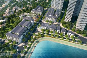 Bán biệt thự hồ Hoàng Yến, Làng Việt Kiều Châu Âu, Mỗ Lao, Hà Đông, LH: 0984.524.619