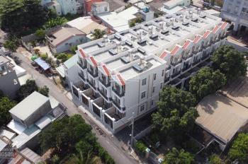 Bán nhà gần đường Hồ Văn Tư, ngay chợ Thủ Đức, LH: 077.661.3388