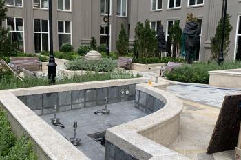 Cho thuê CHCC Sài Gòn Mia 2PN - 2WC, KDC Trung Sơn, giá 13tr/th, nhà mới 100%, LH 0934212177