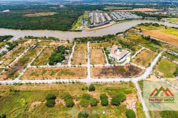 Cần tiền bán gấp nền 5x20m dự án KDC Hồng Lĩnh, thị trấn Nhà Bè, ngay sát quận 7. Giá chỉ 23.5tr/m2
