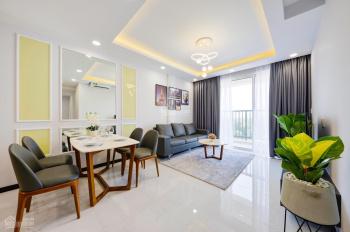 Cho thuê CHCC Him Lam Q. 6, 97m2, 2PN, 2WC, nhà mới lầu cao, giá 10 triệu, LH 0931447274 Trang