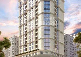 Mua trực tiếp CĐT, HDI Tower, căn hộ góc A5 - 91m2 (2PN + 1) view Hồ, giá 7.8 tỷ, đủ đồ, tặng 100tr
