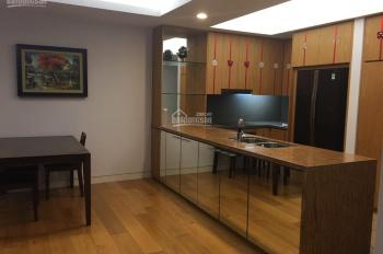 Bán căn hộ chung cư cao cấp tại Indochina Plaza Hà Nội 241 Xuân Thủy. DT 116m2 3 phòng ngủ 2wc full