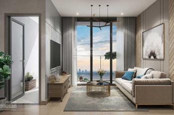 Cho thuê nhanh căn hộ 2PN, 2VS Vinhomes West Point Đỗ Đức Dục, 15.5 triệu/tháng, view đẹp đồ đẹp