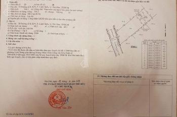 Bán đất trung tâm làng đại học phường Linh Chiểu - Q. Thủ Đức
