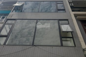Cho thuê cả căn nhà 8 tầng chính chủ, tại ngõ 124 phố Hoàng Ngân (diện tích 65m2 x 8T - thang máy)