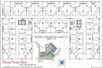 Chính chủ bán căn 53m2 Chương Dương Home giá 1.150 tỷ. LH: 0843 579 268