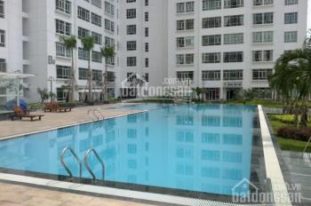 Căn hộ Hoàng Anh Gold House, 96m2, 2 phòng ngủ, 2WC, full nội thất, giá 8,5 tr/th- LH 0938399441