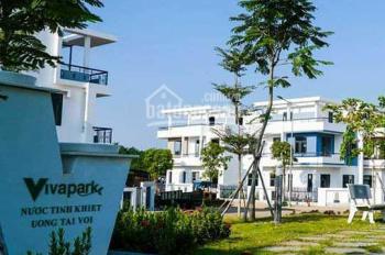Viva Park, khu đô thị thông minh đầu tiên ở Trảng Bom, Đồng Nai, vị trí đẹp, giá hợp lý