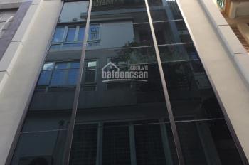 Bán nhà 6 tầng, mặt tiền 7,2m, DT 56m2, phố Thọ Lão - Hai Bà Trưng, giá thỏa thuận
