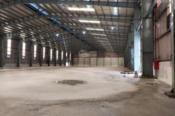 Cho thuê nhà xưởng mới 5000 m2 trong KCN Tân Phú Trung, Củ Chi, TP. HCM