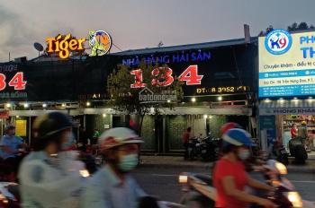 Bán nhà mặt tiền đường Trần Hưng Đạo, P7, Quận 5, rộng 5*16,50m. Tiện kinh doanh mua bán